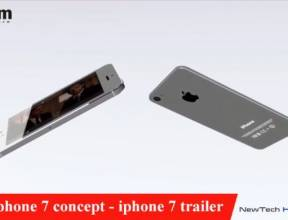 Top 5 iphone 7 concept - iphone 7 trailer