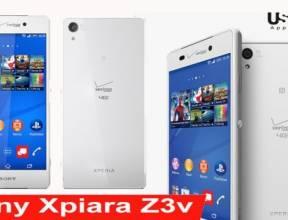 Sony Xpiara Z3v –Thiết kế sang trọng, cấu hình xuất sắc, chố