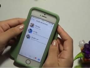 Cách đăng nhập nhiều tài khoản Messenger facebook trên iPhon