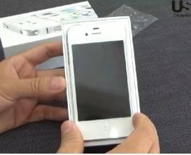 Đập hộp iPhone 4s mới chưa kích hoạt hàng cổ, ngon, bổ, rẻ,