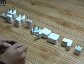ách phân biệt các dòng củ sạc iPhone iPad