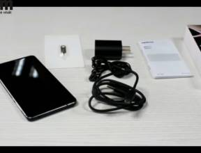 Những hình ảnh đầu tiên về Nokia 6