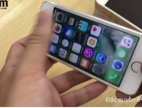 Tháo máy test iPhone 5s