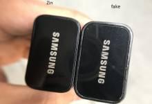 Hướng dẫn kiểm tra sạc Galaxy S8 chính hãng