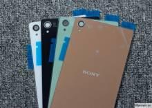 Nắp lưng Sony Z3