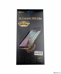 Dán dẻo full màn hình Galaxy Note 8 hiệu Vmax