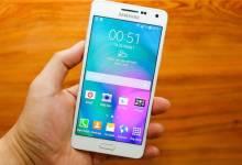 Hướng dẫn tháo Galaxy A5