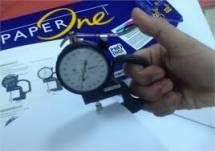 Thước đô độ dày màng mỏng 7301 Mitutoyo ( 0-10mm/0.01 )